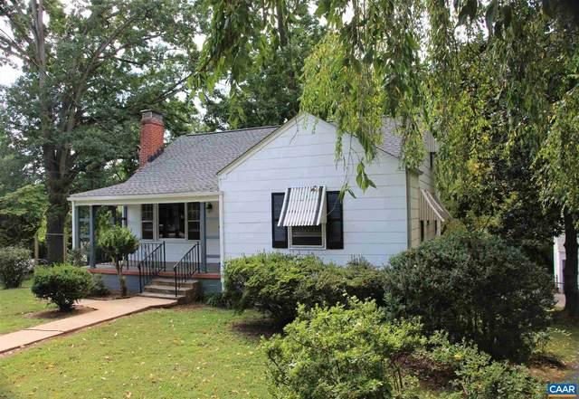 215 Shamrock Rd, CHARLOTTESVILLE, VA 22903 (MLS #621796) :: Jamie White Real Estate