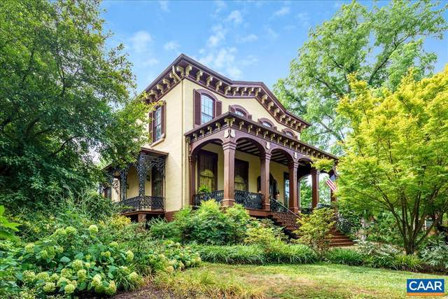 501 S East St, CULPEPER, VA 22701 (MLS #621799) :: KK Homes