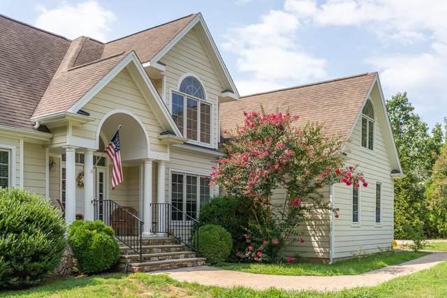 949 Cedar Meadow Dr, Nellysford, VA 22958 (MLS #621812) :: Kline & Co. Real Estate