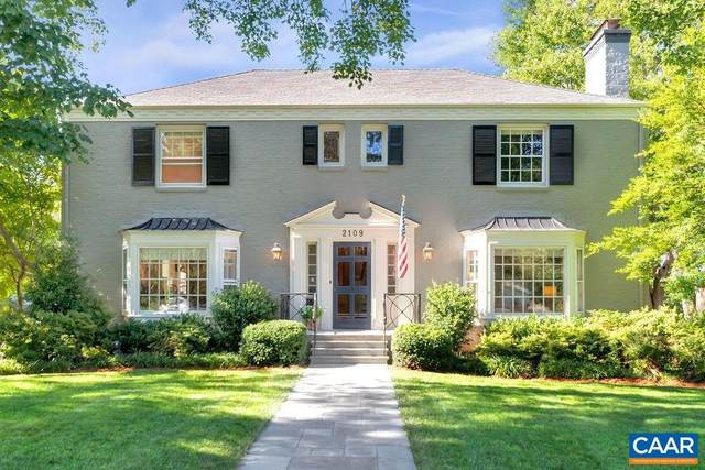 2109 Morris Rd, CHARLOTTESVILLE, VA 22903 (MLS #621849) :: Real Estate III