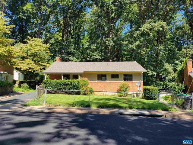 2310 Crestmont Ave, CHARLOTTESVILLE, VA 22903 (MLS #621863) :: Kline & Co. Real Estate