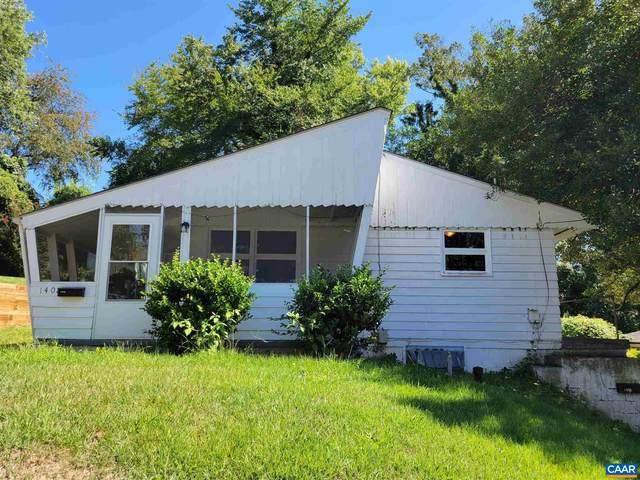 1408 Baker St, CHARLOTTESVILLE, VA 22903 (MLS #621865) :: Kline & Co. Real Estate