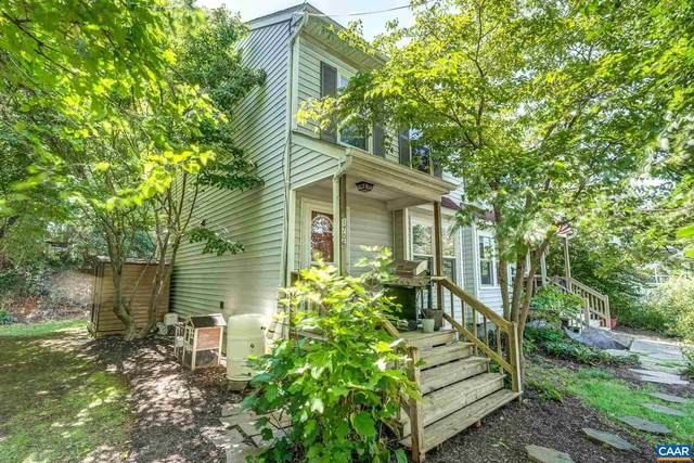 1706 E Market St, CHARLOTTESVILLE, VA 22902 (MLS #621876) :: Real Estate III