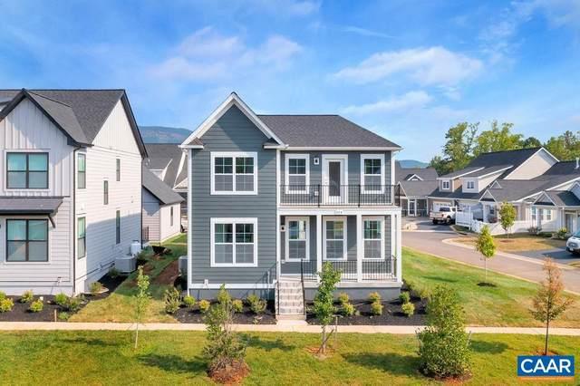 10 Charnwood St, Crozet, VA 22932 (MLS #621908) :: Jamie White Real Estate