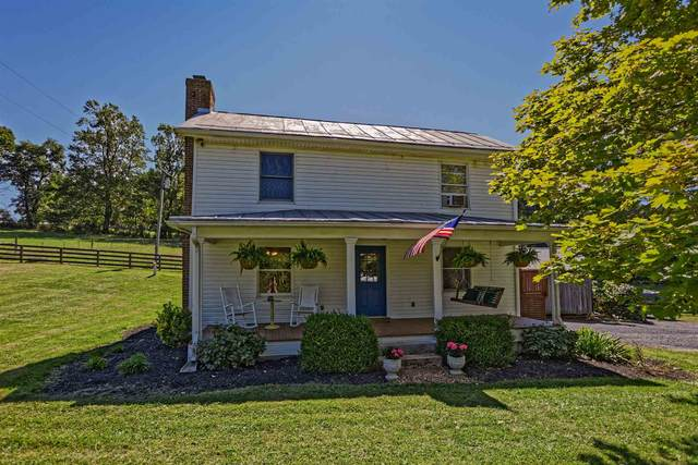 112 Walkers Creek Rd, Middlebrook, VA 24459 (MLS #621936) :: KK Homes