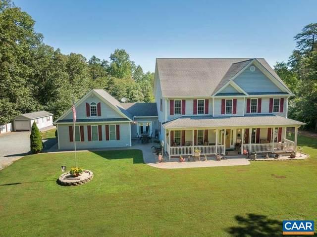 221 Retriever Ridge Dr, GORDONSVILLE, VA 22942 (MLS #622008) :: KK Homes