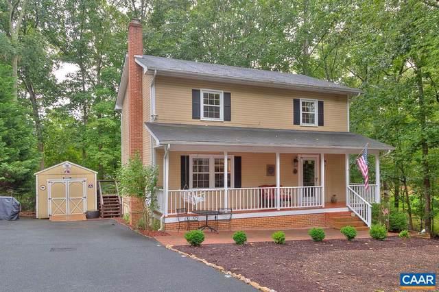 33 Woodlawn Dr, Palmyra, VA 22963 (MLS #622013) :: Jamie White Real Estate