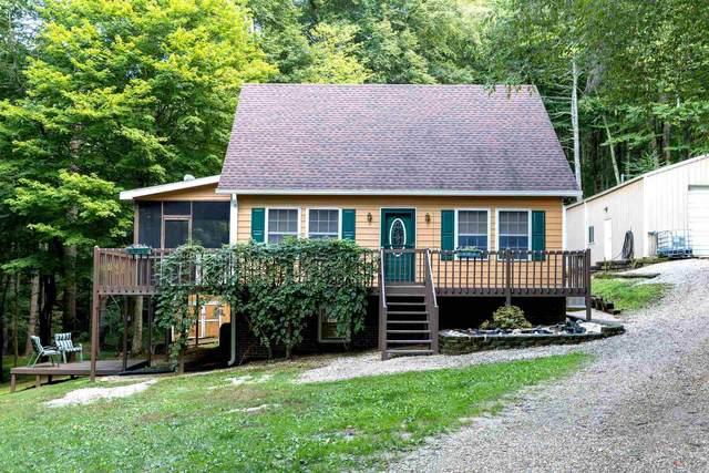 71 Parkway View Dr, Vesuvius, VA 24483 (MLS #622057) :: Real Estate III