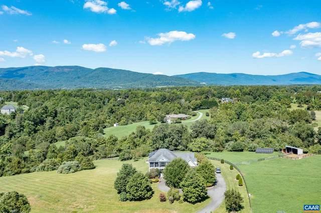 4601 Grand View Dr, CHARLOTTESVILLE, VA 22901 (MLS #622069) :: Kline & Co. Real Estate