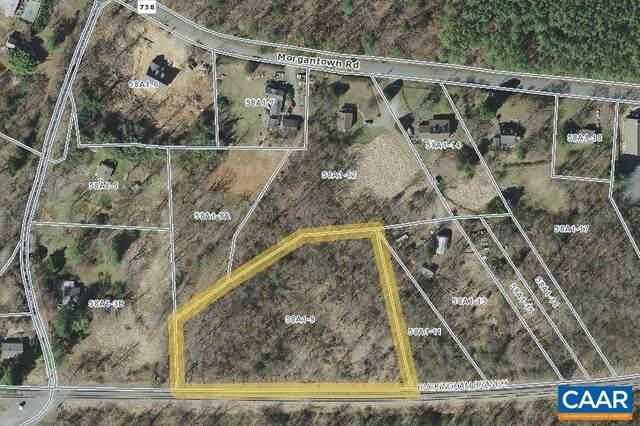 0 Morgantown Rd, CHARLOTTESVILLE, VA 22903 (MLS #622074) :: Real Estate III