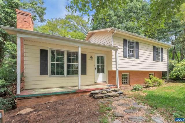 5580 Jamestown Rd, Crozet, VA 22932 (MLS #622077) :: Real Estate III