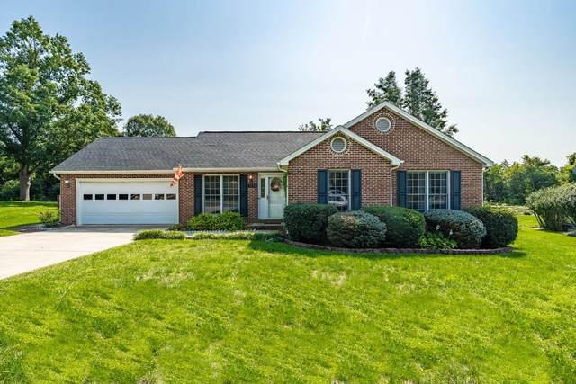 1715 Park Lawn Dr, HARRISONBURG, VA 22801 (MLS #622097) :: Real Estate III
