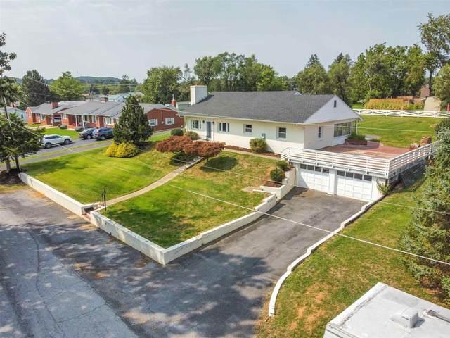 13 Parker Rd, Stuarts Draft, VA 24477 (MLS #622111) :: KK Homes