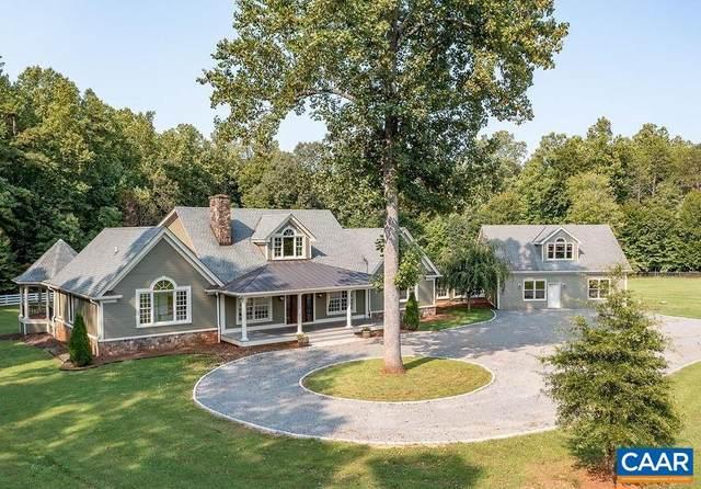 4189 Red Hill Rd, CHARLOTTESVILLE, VA 22903 (MLS #622132) :: KK Homes