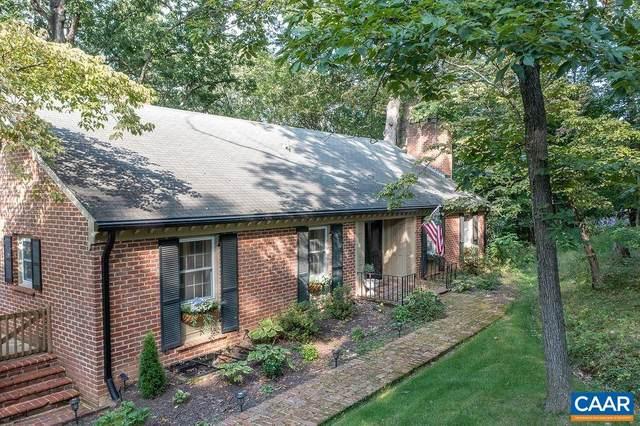 902 Blue Ridge Dr, STAUNTON, VA 24401 (MLS #622134) :: Kline & Co. Real Estate