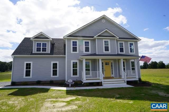 45 Richardson Dr, LOUISA, VA 23093 (MLS #622170) :: Kline & Co. Real Estate