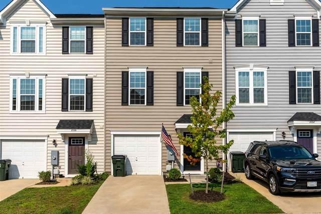 2104 Elm Tree Ct, CHARLOTTESVILLE, VA 22911 (MLS #622200) :: KK Homes