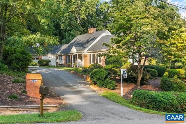 210 Carrsbrook Dr, CHARLOTTESVILLE, VA 22901 (MLS #622223) :: Real Estate III
