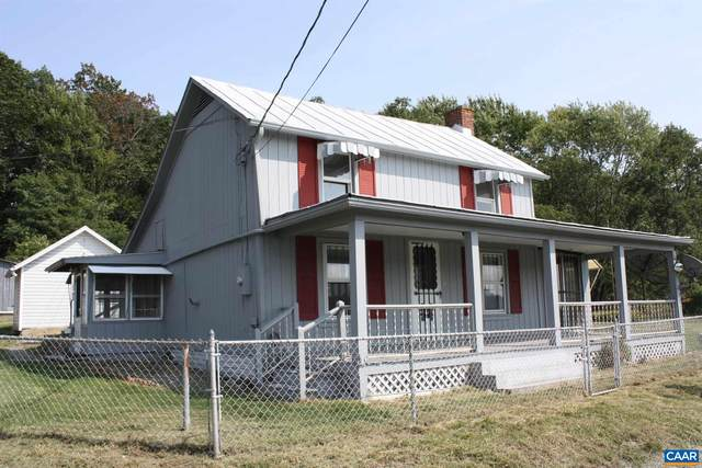 629 Carson Mill Rd, Steeles Tavern, VA 24476 (MLS #622271) :: KK Homes