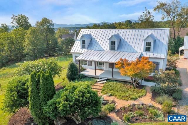 6107 Jarmans Gap Rd, Crozet, VA 22932 (MLS #622283) :: Real Estate III