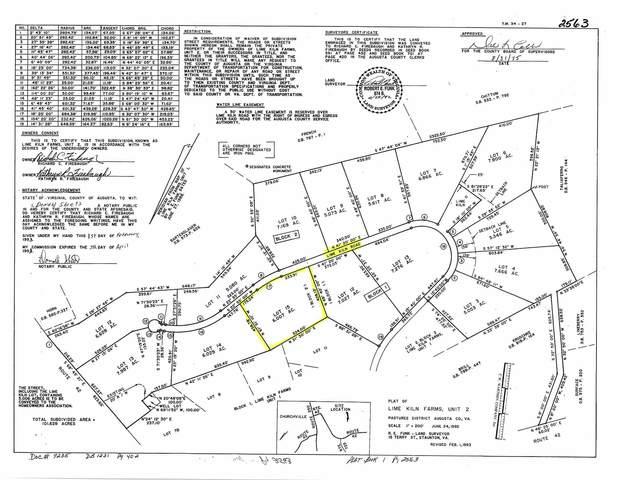tbd Lime Kiln Rd, Churchville, VA 24421 (MLS #622321) :: Kline & Co. Real Estate