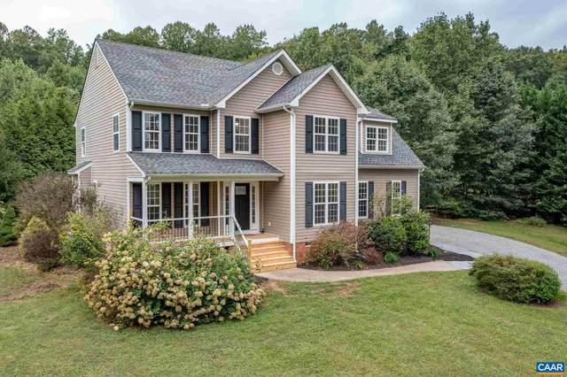 421 Southridge Dr, RUCKERSVILLE, VA 22968 (MLS #622327) :: Real Estate III