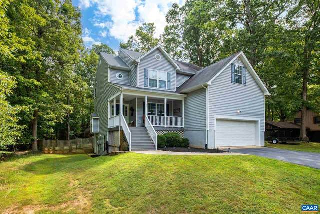 77 Jefferson Dr, Palmyra, VA 22963 (MLS #622341) :: Jamie White Real Estate