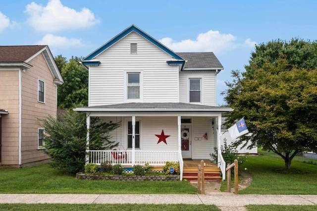 453 Arch Ave, WAYNESBORO, VA 22980 (MLS #622406) :: Real Estate III