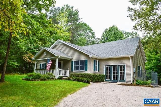 115 Cedar Dr, RUCKERSVILLE, VA 22973 (MLS #622420) :: Real Estate III