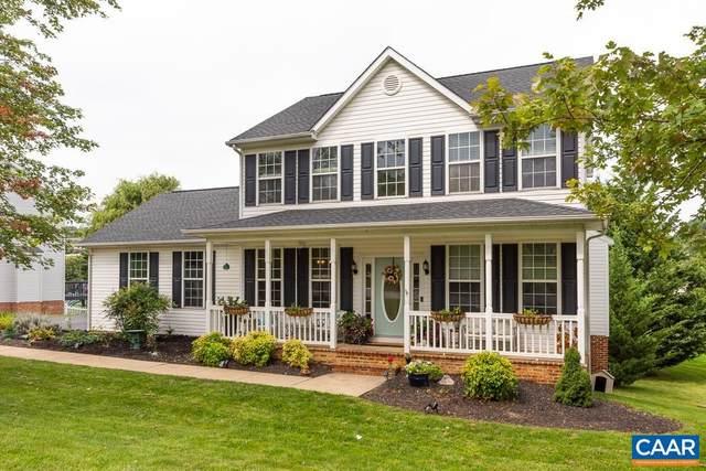 28 Fairfield Dr, STAUNTON, VA 24401 (MLS #622427) :: Jamie White Real Estate