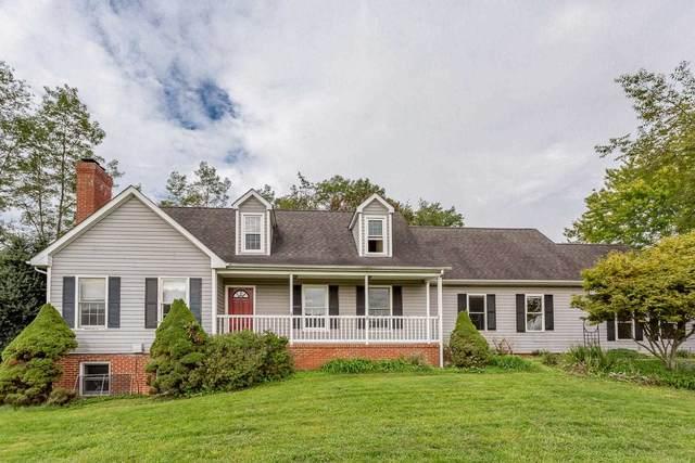 14 Doe Hill Dr, Churchville, VA 24421 (MLS #622435) :: KK Homes