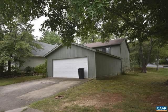 1469 Monterey Dr, CHARLOTTESVILLE, VA 22901 (MLS #622440) :: Real Estate III