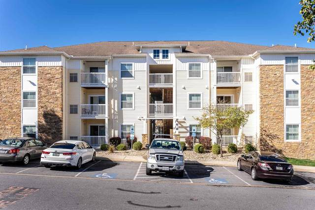 510 Davis Mills Dr #104, HARRISONBURG, VA 22801 (MLS #622486) :: Real Estate III
