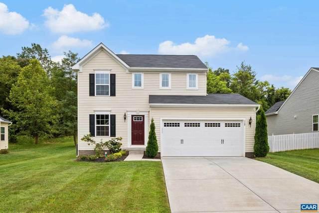 329 Cumbria St, GORDONSVILLE, VA 22942 (MLS #622492) :: Real Estate III