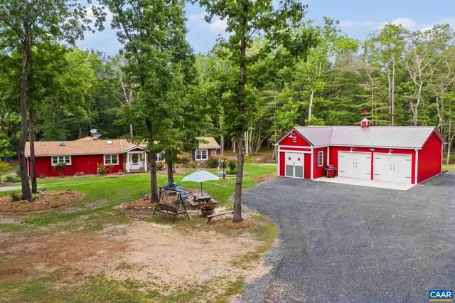 166 Cherokee Dr, Stuarts Draft, VA 24477 (MLS #622498) :: KK Homes