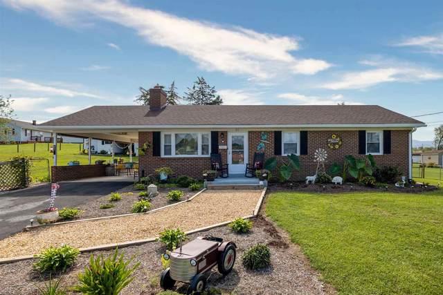 211 Fifth St, Luray, VA 22835 (MLS #622536) :: Jamie White Real Estate