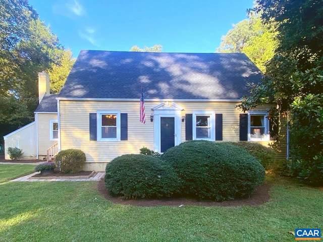3795 Earlysville Rd, Earlysville, VA 22936 (MLS #622577) :: Kline & Co. Real Estate