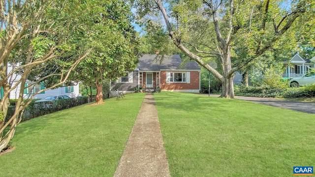 1616 Rose Hill Dr, CHARLOTTESVILLE, VA 22903 (MLS #622606) :: KK Homes