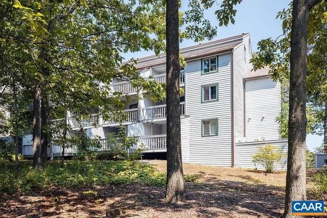 238 Timbers Condos, WINTERGREEN, VA 22967 (MLS #622611) :: Real Estate III
