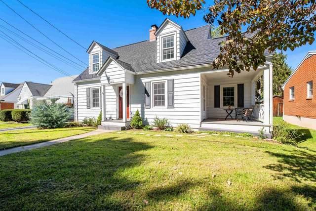 1212 Springhill Rd, STAUNTON, VA 24401 (MLS #622648) :: KK Homes