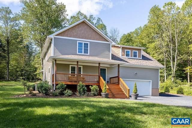 78 Fox Run, Nellysford, VA 22958 (MLS #622656) :: Kline & Co. Real Estate