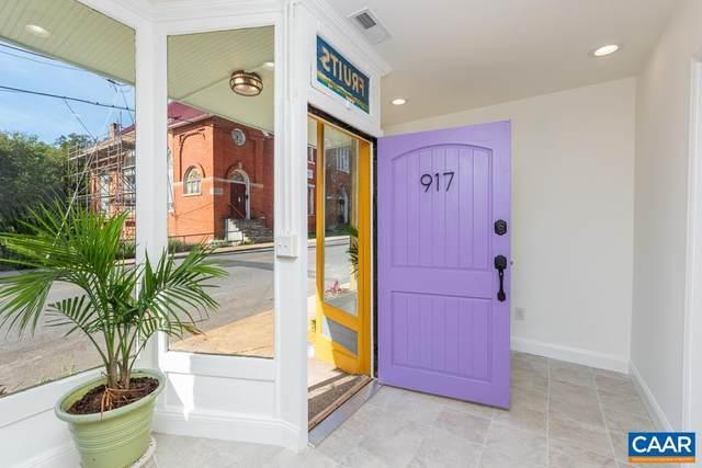 917 W Beverley St, STAUNTON, VA 24001 (MLS #622665) :: KK Homes