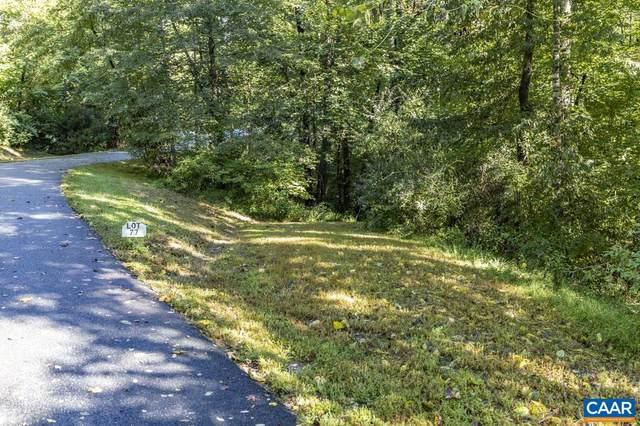 Pine Torch Ln #77, Madison, VA 22727 (MLS #622675) :: Kline & Co. Real Estate