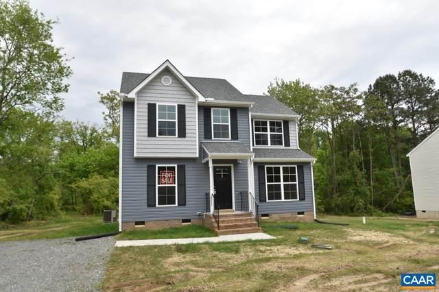 3161 Chopping Rd Dh 4, MINERAL, VA 23117 (MLS #622701) :: KK Homes