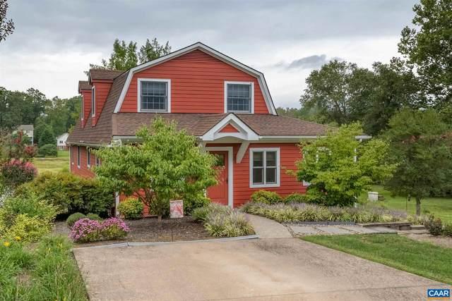 312 Sunset Dr, STANARDSVILLE, VA 22973 (MLS #622706) :: KK Homes