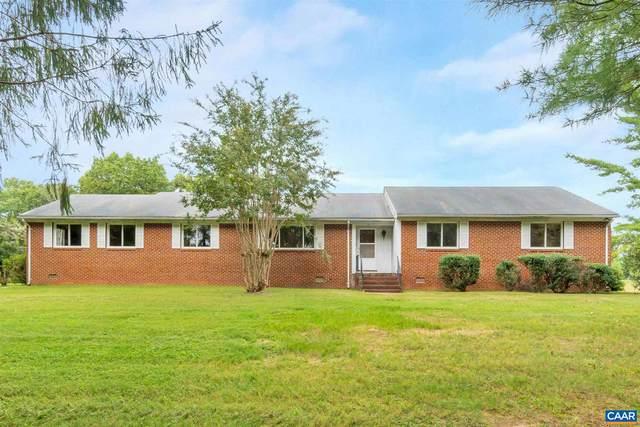 2604 Thomas Jefferson Pkwy, CHARLOTTESVILLE, VA 22902 (MLS #622740) :: KK Homes