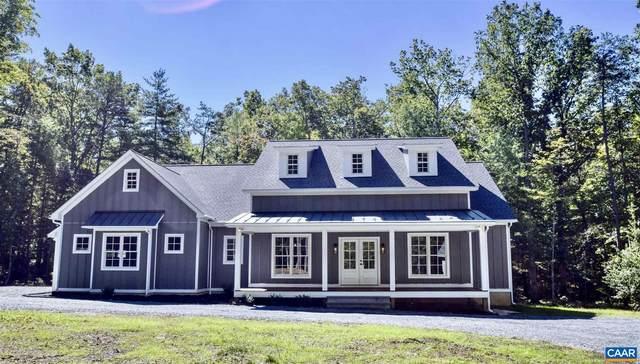 40 Campbell Rd, KESWICK, VA 22947 (MLS #622743) :: KK Homes