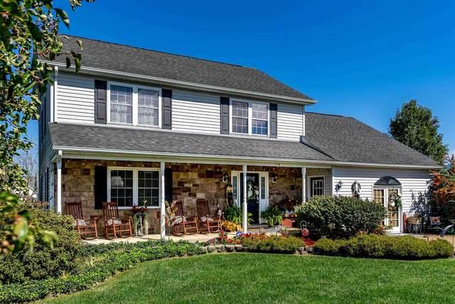 114 W Wanda St, Stanley, VA 22851 (MLS #622755) :: Kline & Co. Real Estate