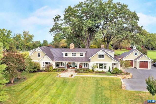 103 Tally Ho Dr, CHARLOTTESVILLE, VA 22901 (MLS #622784) :: KK Homes