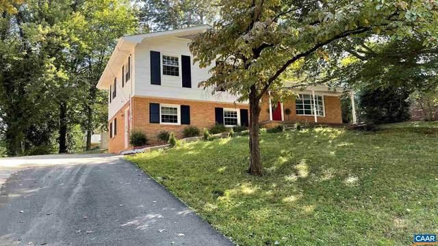 2412 Commonwealth Dr, CHARLOTTESVILLE, VA 22901 (MLS #622819) :: KK Homes